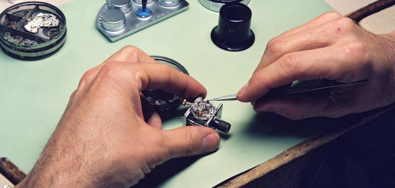 Laboratorio orologeria Tomasi Gioielli