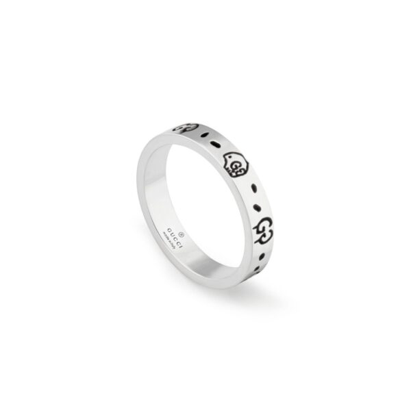 Anello Ghost in argento