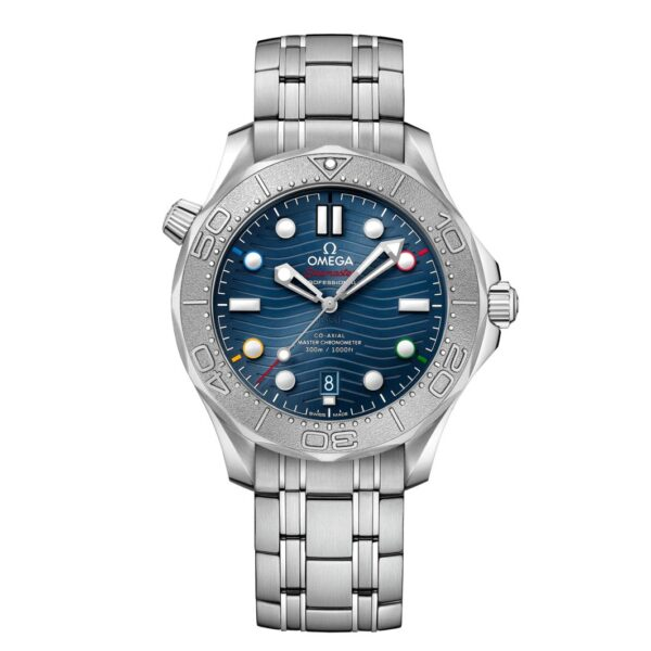 Diver 300 Co-Axial Master Chronometer – Beijing 2022